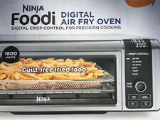 The Ninja Foodi Digital Air Fry Oven with Convection