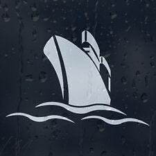 Titanic Ship Car Decal Vinyl Sticker For Window Bumper Panel