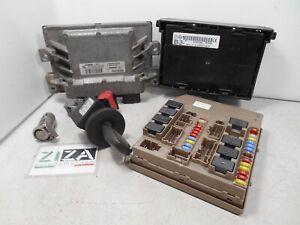 Set Schlüssel ECU Renault Modus I Rest 1.2 55kw 75cv D4FD7 2007 8200414422