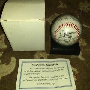 Christy Mathewson Replica SignatureBaseballs, W/COA By Allstar Marketing