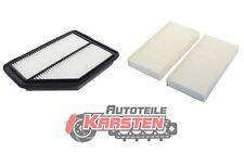 FilterSet (S): 1x Luftfilter, 1x Innenraumfilter