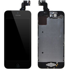 Für iPhone 5C Display LCD Touchscreen Bildschirm Front Glas Komplettset SCHWARZ
