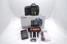 Canon EOS 5D Mark III 22.3MP Digital SLR Camera - Black (Body Only) Read the ad