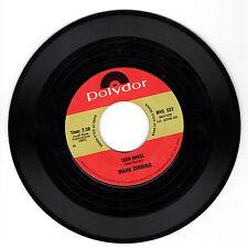 MARK DINNING Teen Angel VG+ 45 RPM REISSUE