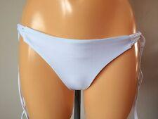 Tiger Mist @ ASOS Prilla Tie Side Bikini Bottom White size S UK 8 (12/24)