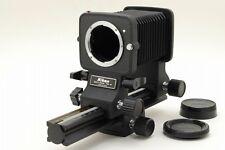 【AB Exc+】 Nikon PB-6 Bellows Focusing Attachment w/Caps From JAPAN #2678