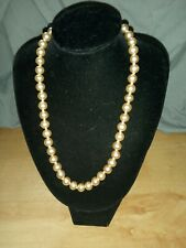 necklace Vintage pearl