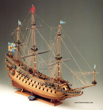"Top quality, brand new Corel wooden ship kit: ""Wasa"""