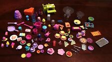 Lot of Kitchen Furniture and Accessories for Barbie & other dolls (Lot G-5)