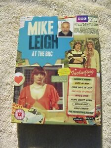 MIKE LEIGH AT THE BBC - DVD BOXED SET