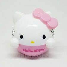 Sanrio Hello Kitty Figure Air Perfume Car Vehicle Home Air Freshener Peach