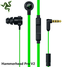 Razer HammerHead Pro V2 In-Ear Earphones with MIC Refurbished No Retail Package