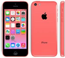 Apple iPhone 5C 8GB Pink iOS A1507 Unlocked Sim Free 4G Mobile Smartphone