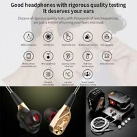 QKZ CK8 Sport Earbuds Super Bass In-Ear Stereo Earphone With MIC for Smartphone