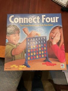 Connect 4 Four Board Game Replacement Parts Pieces Checkers Parts Only