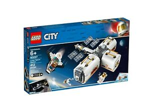 LEGO® CITY 60227 Mond Raumstation - NEU & OVP -