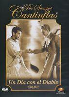 Un Dia Con El Diablo (DVD) Brand New Free Shipping Mario Moreno Cantinflas