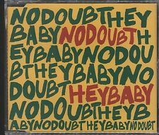 No Doubt - Hey Baby CD (single) Postage free