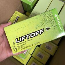 Lemon Herbalife LIFTOFF energy focused boost 75mg...