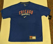 Chicago Cubs Nike Licensed Baseball Shirt NWT Size XL