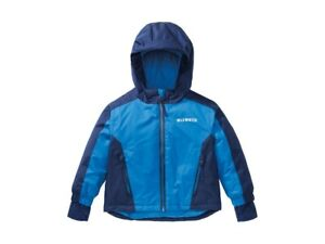 NEW Lupilu Boys Waterproof ski jacket 4 5 6 years wind breaker snow coat