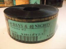 40 Days & 40 Nights (2002) 35mm Movie Trailer Film JOSH HARTNETT Flat Teaser #2