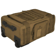 Hazard 4 Air Support Rugged Rolling Carry-on Luggae Holdall Military Travel  Coyote 5e44625546151