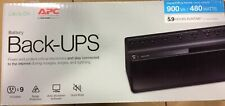 Apc Bn900M Back-Ups Pro 9-Outlet Power Protector (Black) Free Shipping!