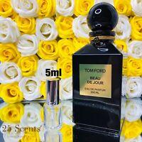 Tom Ford Beau De Jour EDP Decant Sample 5ml