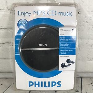 Philips Portable MP3-CD Player NEW Sealed EXP2546/17