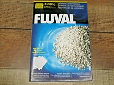 Fluval Ammonia Remover 3 Pack - Freshwater Aquarium Water Ammonia Neutralizer!