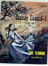 FANTASY CLASSICS -1 TPB Arthur Machen The Terror