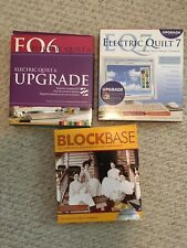 Blockbase, Electric Quilt 6 Upgrade, and Electric Quilt 7 Upgrade Version