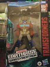 Earthrise OPTIMUS PRIME Transformers Action figure unsealed but new