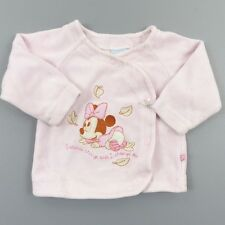 Pull sweat gilet fille 6-9 mois disney minnie - vêtement bébé