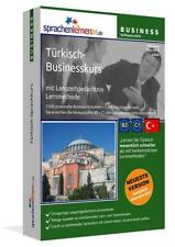 Sprachenlernen24.de Türkisch-Businesskurs Software,