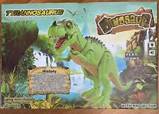 Tyrannosarus Dinasour Toy Light And Sound