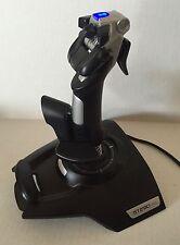 Saitek ST290 PRO Programmable USB Flight Stick Joystick Throttle Controller