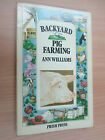 Backyard Pig Farming by Ann Williams (Paperback, 1978)