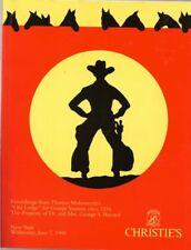 RARE - CHRISTIE'S Important Molesworth Old Lodge Summers Auction Catalog 1995