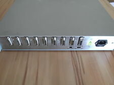 BICC Data Networks ISOLAN 1131 Industrial Ethernet Switch 6GK1104-0AA00 SSV 104