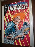 Heavy Hitters Untamed Epic Comics #1 June 1993