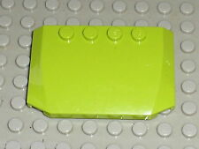 Capot LEGO lime  wedge ref 52031 / Sets 8961 8496 8963 8141 8707 8165