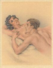 Edouard Chimot Modern Reprint - Roses des sables #4 - Ready to frame