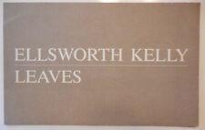 Ellsworth Art Kelly / Leaves First Edition