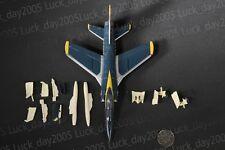 Falcon Models US Navy F11F-1 Blue Angles 141849 , #4 aircraft 1964-65 1/72