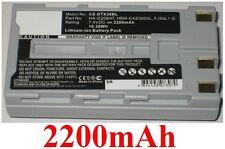 Batterie 2200mAh Pour CASIO DT-X30, DT-X30G type FJ50L1-G HA-G20BAT HBM-CAS3000L