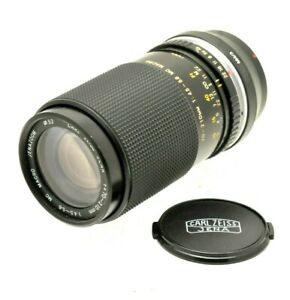 CARL ZEISS JENA 70-210mm (140-420mm) ZOOM LENS MICRO 4/3 - M4/3 fitting
