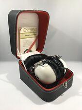 Pioneer SE-50 Stereo Headphones Case Paperwork Tested Vintage Great Sound Clean