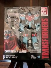 Transformers Combiner Wars Hot Spot Defensor Protectobot